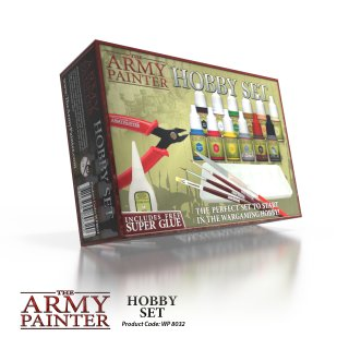 Army Painter - Hobby Set