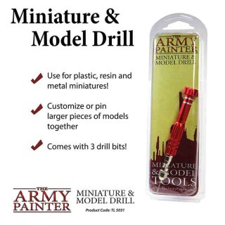 Army Painter - Miniature and Model Drill