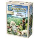 Carcassonne – Schafe und Hügel