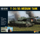 Soviet T34/85 Medium Tank