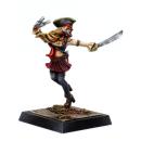 La Hoja, Spezialistin der Piraten