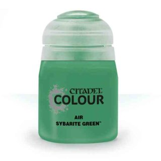 28-27 Air - Sybarite Green