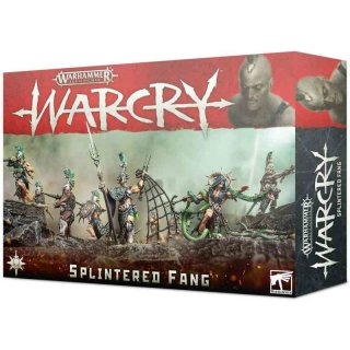 111-13 Warcry: The Splintered Fang