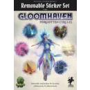 Gloomhaven Forgotten Circles Removable Sticker Set