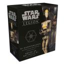 Star Wars Legion - B1-Kampfdroiden Aufwertungserweiterung
