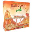 Railroad Ink - Edition Knallrot