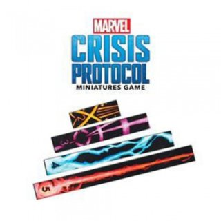 Marvel Crises Protocol - Measurement Tools Expansion