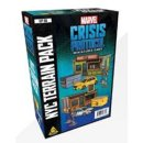 Marvel Crises Protocol - NYC Terrain Expansion