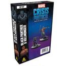 Marvel Crisis Protocol - Black Panther and Killmonger