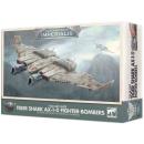 500-33 Aeronautica Imperialis: Tau Air Caste Tiger Shark...