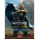 The Witcher - Lords & Länder mit Spielleiterschirm