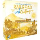 Railroad Ink Challenge - Edition Sonnengelb