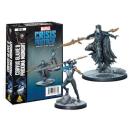 Marvel Crisis Protocol - Corvus Glaive and Proxima Midnight