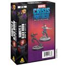 Marvel Crisis Protocol - Hawkeye and Black Widow