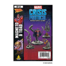 Marvel Crisis Protocol - Magneto and Toad