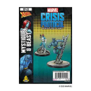 Marvel Crisis Protocol - Mystique and Beast
