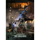 Mutant: Jahr Null:  Der ewige Krieg - Zonenkompendium 5