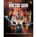 Doctor Who RPG: All the Strange Strange Creatures vol 1