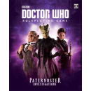 Doctor Who RPG: Paternoster Investigations