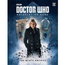 Doctor Who RPG: The Black Archive