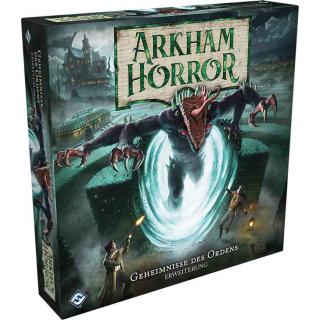 Arkham Horror 3. Ed. - Geheimnisse des Ordens