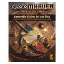 Gloomhaven - Jaws of the Lion Removable Sticker Sheet and...