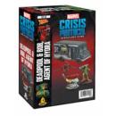 Marvel Crisis Protocol - Deadpool & Bob, Agent of Hydra