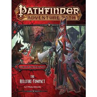 Pathfinder 103: The Hellfire Compact (Hells Vengeance 1 of 6)