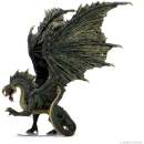 D&D Icons of the Realms: Adult Black Dragon Premium...