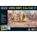 Afrika Korps 8.8cm Flak 37