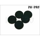 40mm Rundbase texturiert (mit Magnet-Slot) (5)