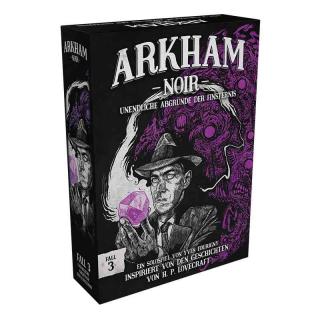 Arkham Noir - Fall 3: Unendliche Abgründe der Finsternis