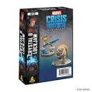 Marvel Crisis Protocol - Crystal & Lockjaw