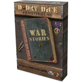 D-Day Dice 2nd Ed. - Kriegsgeschichten Erweiterung (kein Versand)