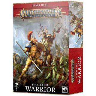 80-15-60 Age of Sigmar: Warrior (eng. Starterset)