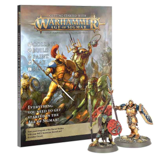 80-16-60 Getting Started with Age of Sigmar (eng.)