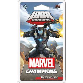 Marvel Champions: Das Kartenspiel - War Machine