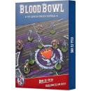 200-50 Blood Bowl: Dark Elf Pitch & Dugouts