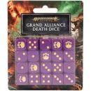 80-21 Age of Sigmar: Grand Alliance Death Dice Set