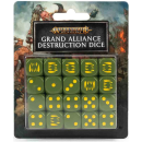 80-23 Age of Sigmar: Grand Alliance Destruction Dice Set
