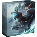 Tainted Grail: Monsters of Avalon - Past and Future...