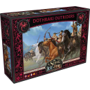 A Song of Ice & Fire: Dothraki Outriders