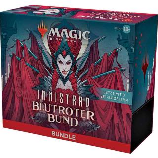 Magic - Innistrad: Blutroter Bund Bundle dt.
