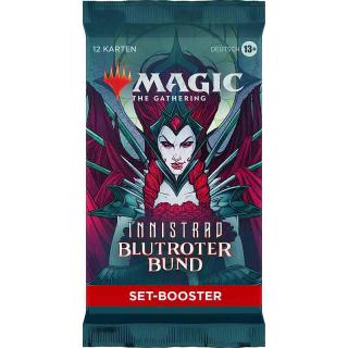 Magic - Innistrad: Blutroter Bund Set-Booster