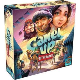 Camel Up: Gut gepackt!