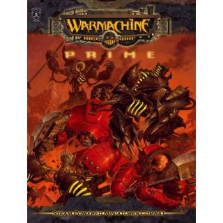 Warmachine Core Rulebook